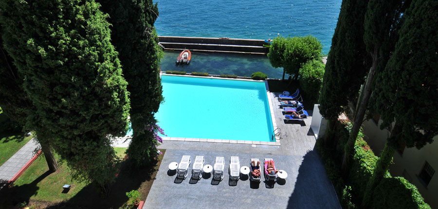 Hotel Salo Du Parc, Gulf of Salo, Italy - Vew of outdoor pool.jpg